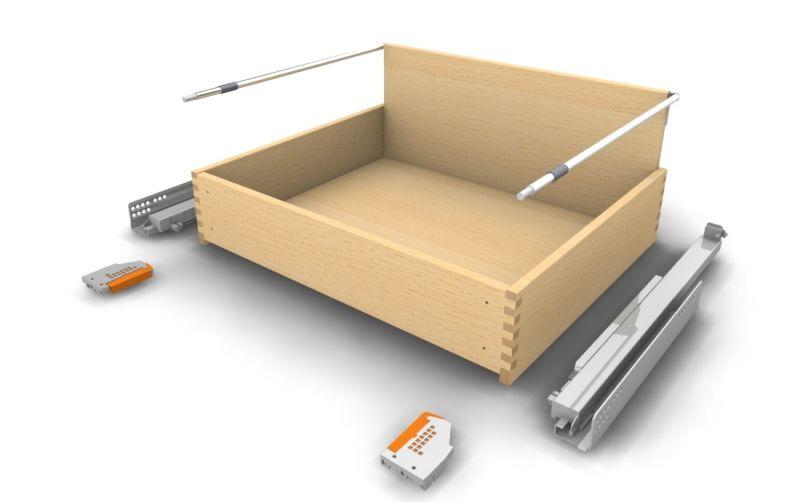 Holz Schublade Frontauszug