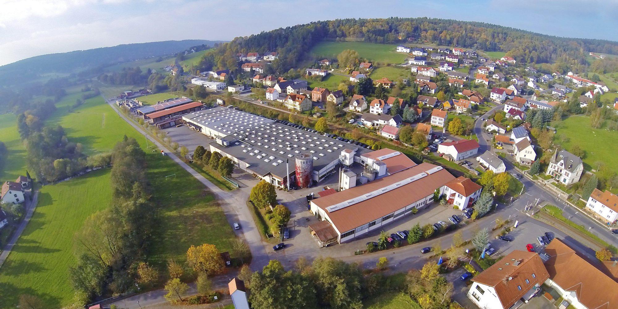 Luftbild Ferdinand Köhler GmbH Schmalnau
